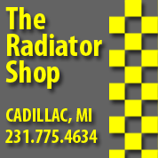 cadillac radiator