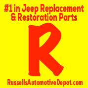 Cadillac Jeepers Sponsor - Russell's Automotive Depot