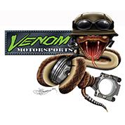Cadillac Jeepers Sponsor - Venom Motorsports